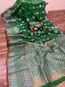 Multicolor Wedding Wear Traditional Soft Silk Sarees