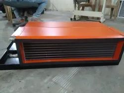 GI Chiller Fan Coil Unit, For Industrial Use