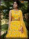 Shubhkala Girly Vol-10 Exclusive Designer 1521-1521 Series Party Wear Lehenga Choli Catalog