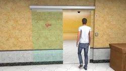 Dorma Automatic Glass Sliding Door