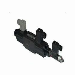 Proportional Electro Hydraulic High Response Type Directional And Flow Control Valves