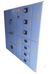 Mild Steel Rectangular Three Phase Distribution Panel Box