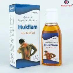 HUKFLAM Ayurvedic Painkiller Oil