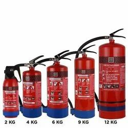 SAFE ZONE A Co2 Fire Extinguisher, Capacity: 4Kg