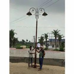 MS Decorative High Light Pole