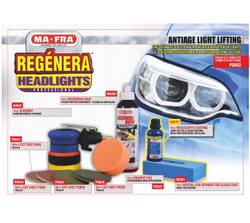 Regenera Headlight Kit Professional