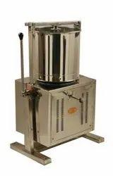 Nanda Enterprises Stainless Steel Mixer Grinder, Capacity(Litre): 10 Litre