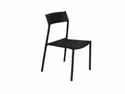 Wonderweave Synthetic Wicker Lily Arm Less Dining Chair Dg 05, Set Size: Single