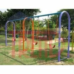 Four Seater Arc Swing