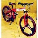 Carbon Steel BMW X6 Adventure Folding Bicycle
