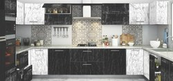 MODERN PVC  Kitchen Cabinet and Crockery Cabinet