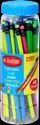 Rabbit Polymer Floro Pencil Jar - 50 Pieces, For Kids
