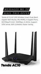 Tenda Wifi Router AC10