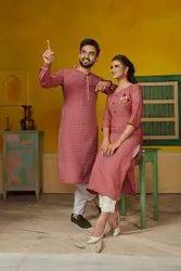 kurta with pants and kurti with pants(Men& Female)