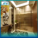 U-Profile (8x8x8mm) Gold, Rose Gold, Black, Silver, Champagne Antique Hairline & Antique Copper