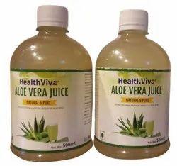 Aloe Vera Juice, Packaging Type: Bottle, Pack Size: 500 Ml