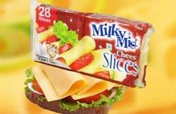 Milky Mist Cheese Slice, Packaging Size: 28 Slices, Packaging Type: Packet