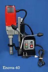Ralli Wolf Enova 40 Magnetic Core Drilling Machine