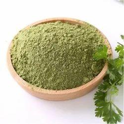 Koriandis Coriander Leaves Powder, Packaging Size: 25 Kg, Packaging Type: Packet