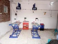 Suzuki Two Wheeler Workshop Service, Local Area