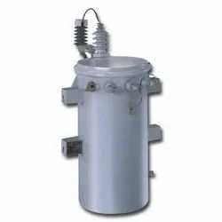 Single Phase 25kVA Oil Cooled Distribution Transformer