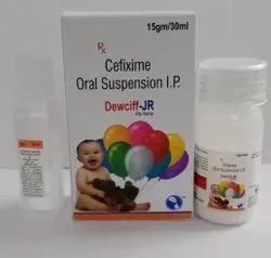 Cefixime Oral Suspension I P