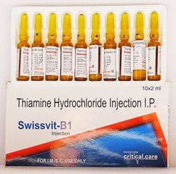 Thiamine 100mg/1ml Injection