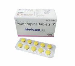 Mirtazipine Tablets 15 Mg