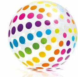 PVC Moulded Jumper Ball