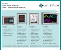 Clean Room - Temperature Humidity & DP Monitor