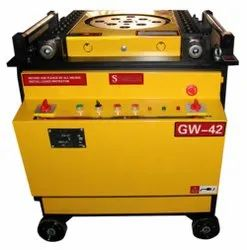GW42 Bar Bending Machine