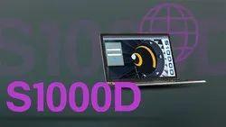 English S1000D Interactive Electronic Technical Publication - ietp
