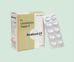 Levocetirizine Dihydrochloride Tablets I.P.
