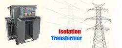 30 Kva Oil Cooled Ultra Isolation Transformer, 415-480 V, 380-400 V