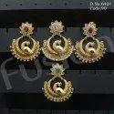 Indian Wedding Polki Earrings