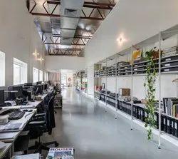 Company Industrial Area Corporate Renovation Repair Work Service