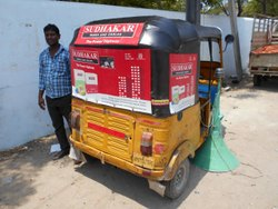 Auto Hood Advertising Services