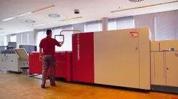 CTP Machine Installation Service