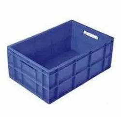 Plastic Industrial Crates 600 X 400 X 225 MM