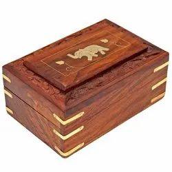 Brown Jewellery Box