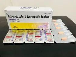 Albendazole &Amp; Ivermectin Tablets