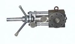 Mannual Plunger type Screen changer