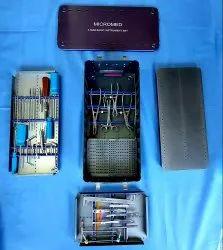 Basic Orthopedic Instrument Set
