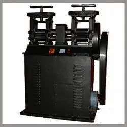 Wire And Sheet Rolling Machine, 220 V, Automation Grade: Semi-Automatic