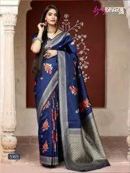 Latest Designer Banarasi Saree