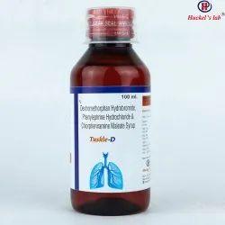 Dextromethorphan Hydrobromide10mg, Chlorpheniramine Maleate 2mg & Phenylephrine HCL 5mg - TUSKLE-D