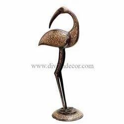 Sculpt Engraved Brass Statues