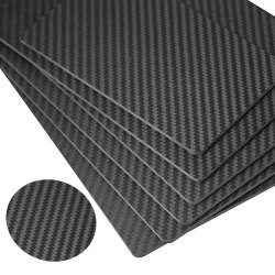Carbon Fibre Composite Polymer Sheet/Rod