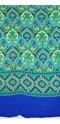 44 inch Fancy Printed Kasturi Silk Fabric