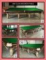JBB Club Snooker Table